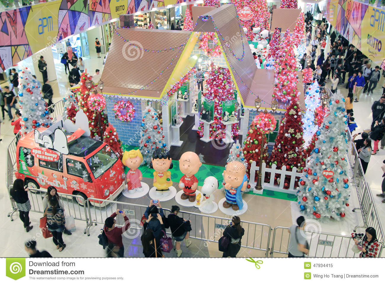 download christmas snoopy decoration in apm editorial image image of wulfrun holiday 47934415 - Snoopy Decorations For Christmas