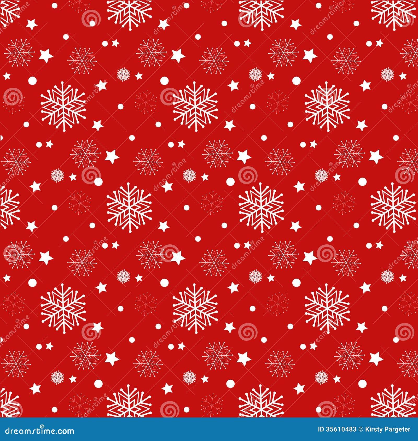 Christmas Snowflake Background Stock Photos - Image: 35610483