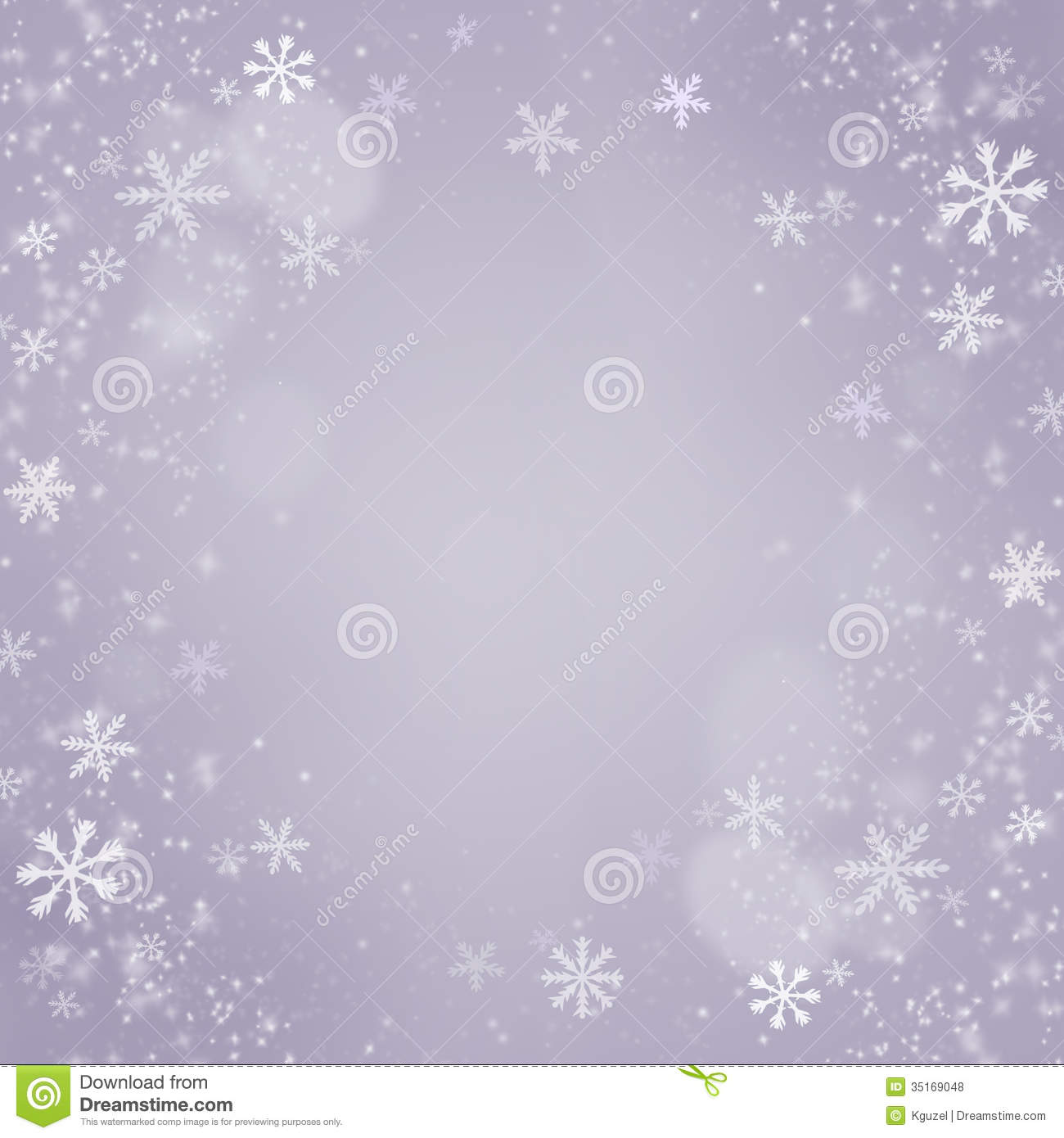 christmas snowflakes background  holiday card stock