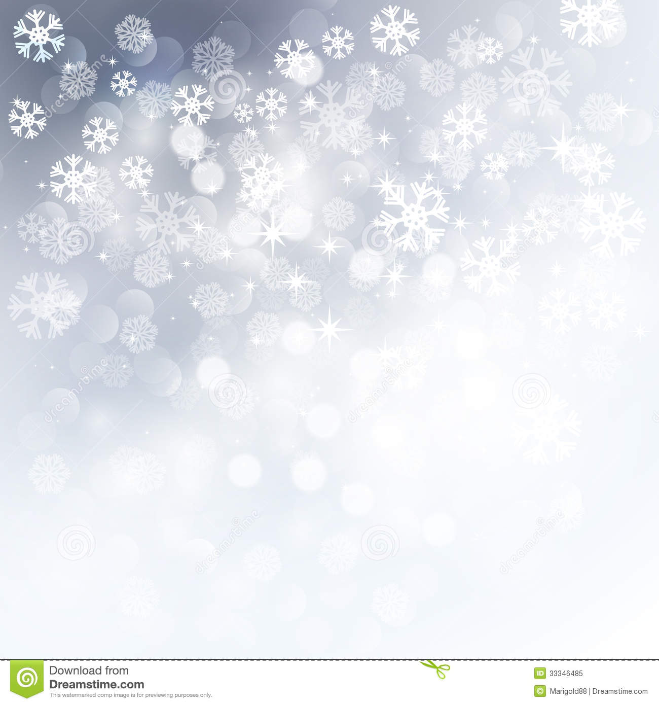 christmas snowflakes background royalty free stock photo image