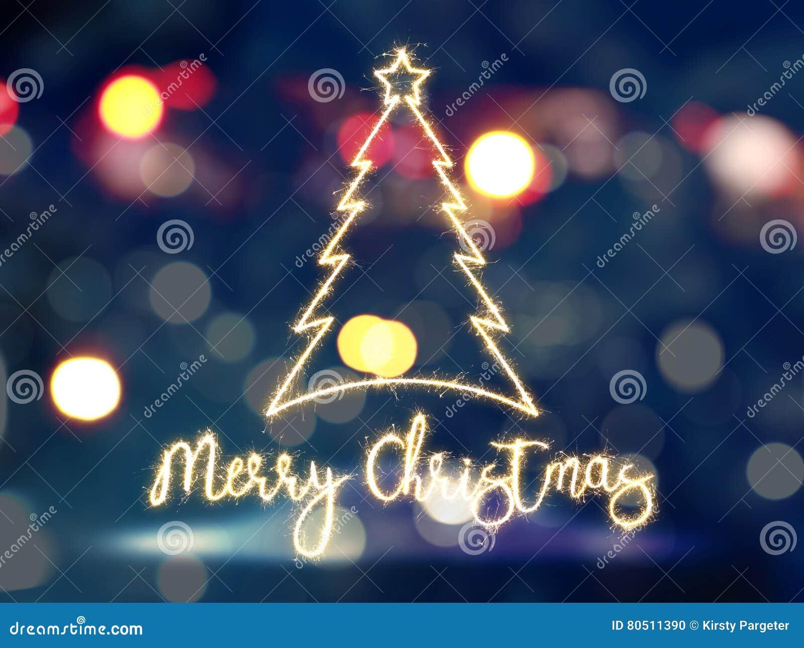 download christmas sparkle bokeh lights stock illustration illustration of xmas festive 80511390