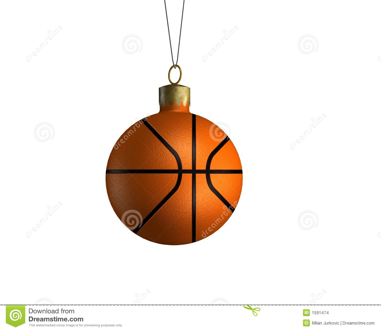 Christmas Sports Background.Christmas Sports Sphere Stock Illustration Illustration Of