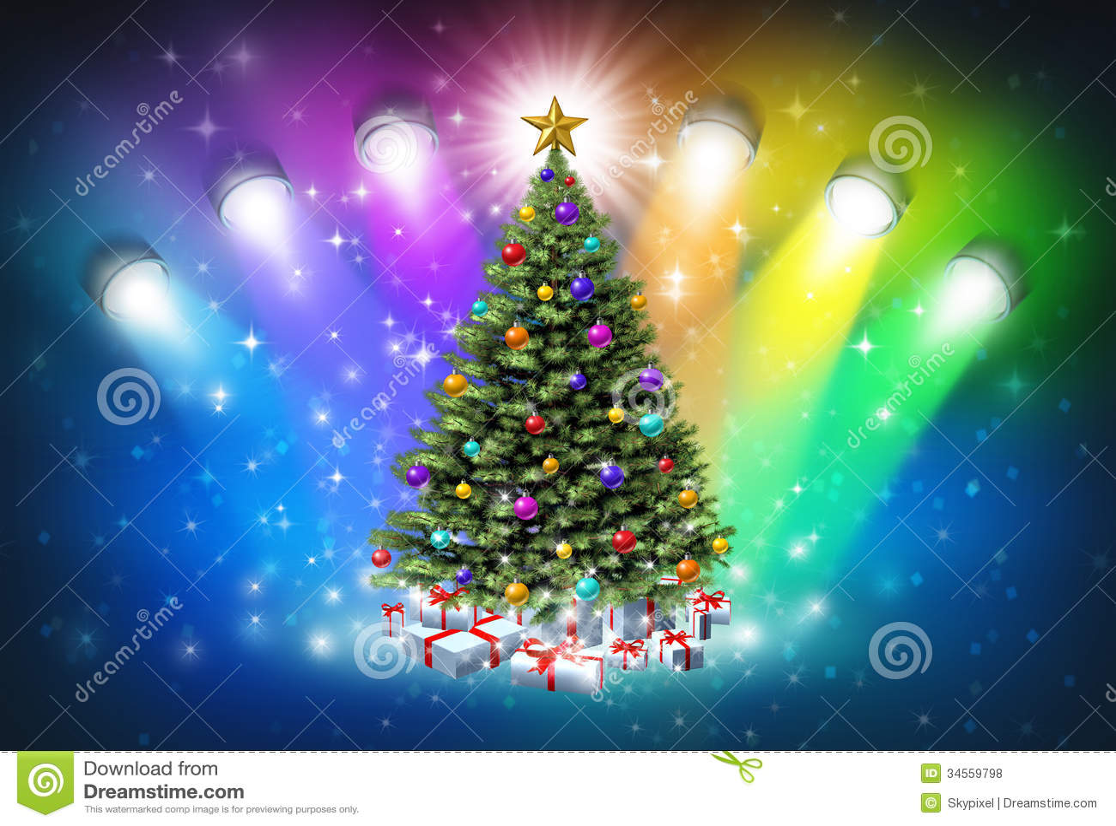 Led Christmas Tree Light Laser Christmas Lightsoutdoor Laser Spot
