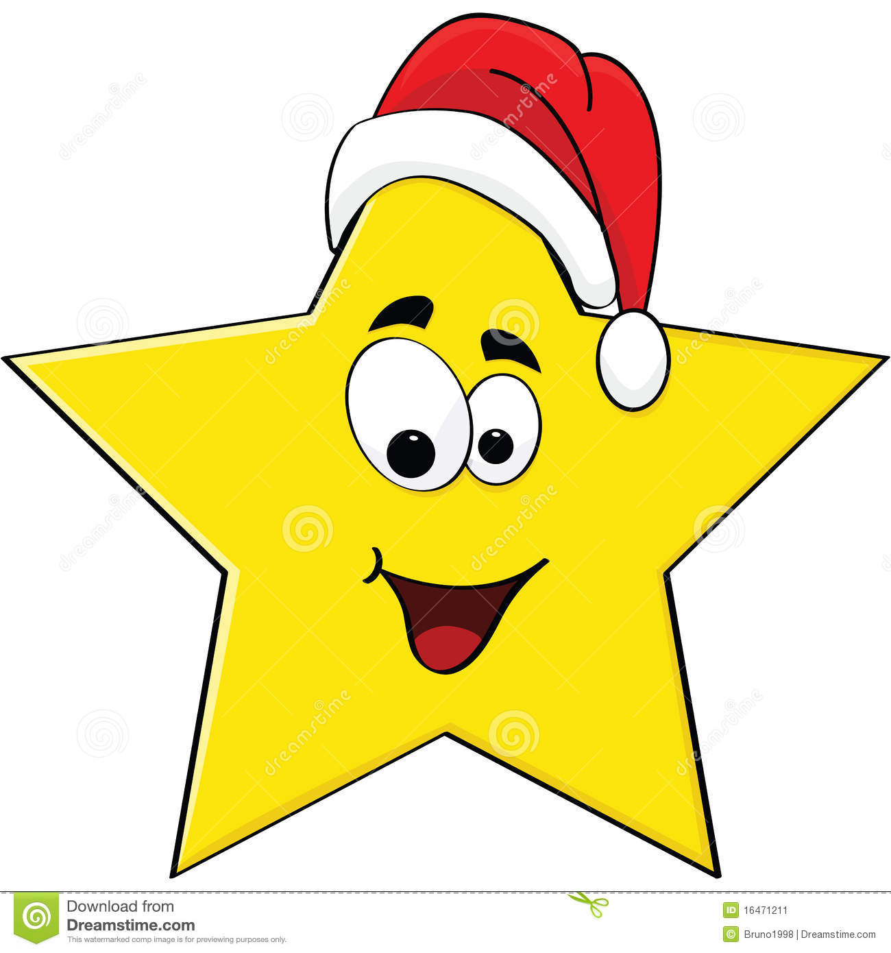 Download Christmas Star Stock Vector Illustration Of Holidays