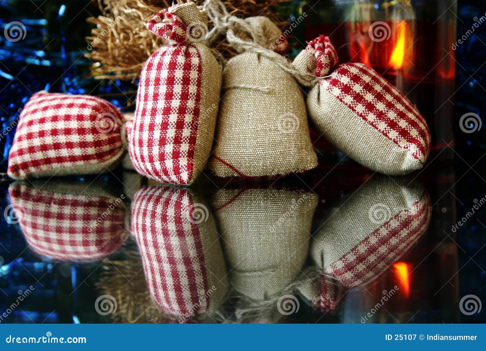 Christmas still-life IV