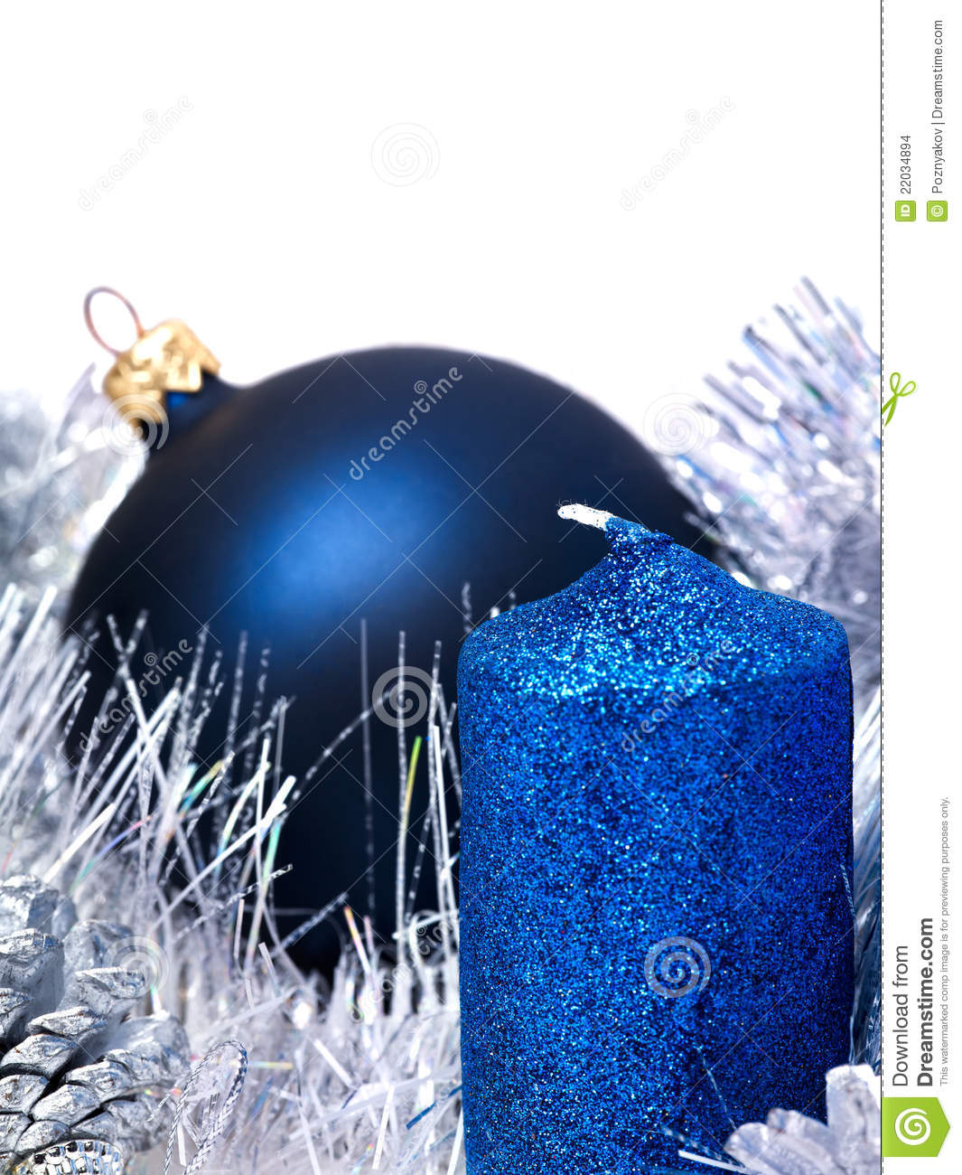 Christmas still life with tree ball stock images image