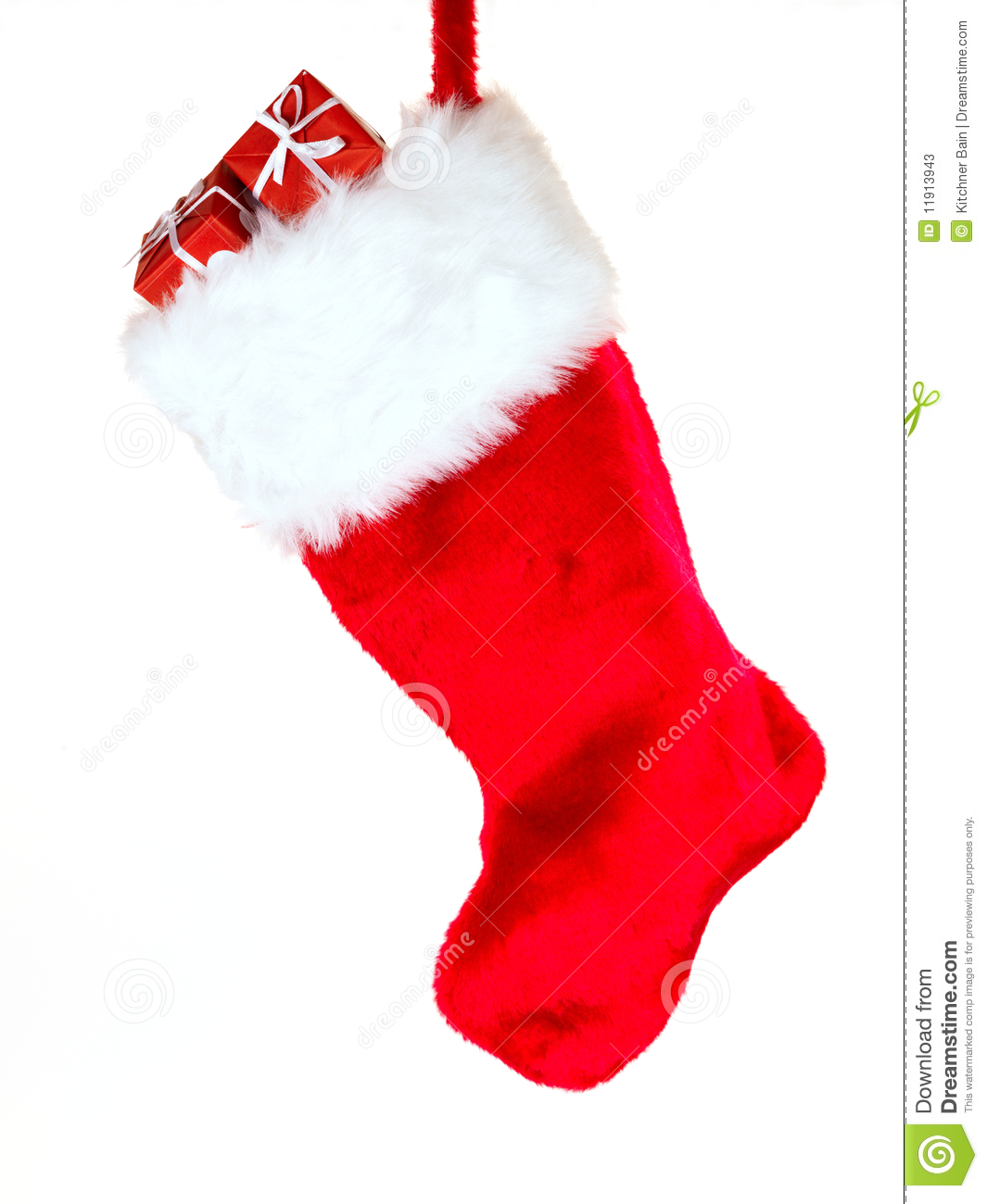 Free stocking thumbs