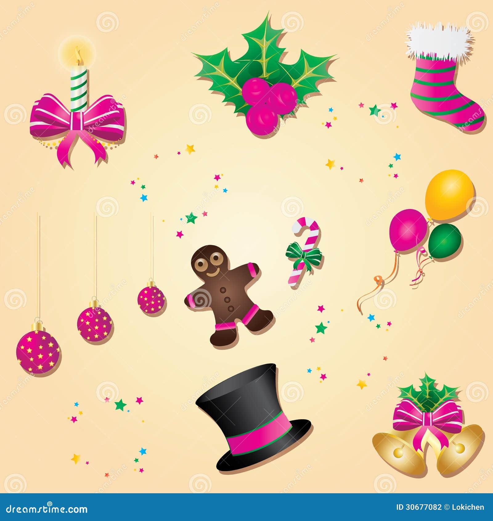 Christmas Stuff Stock Photography Image 30677082