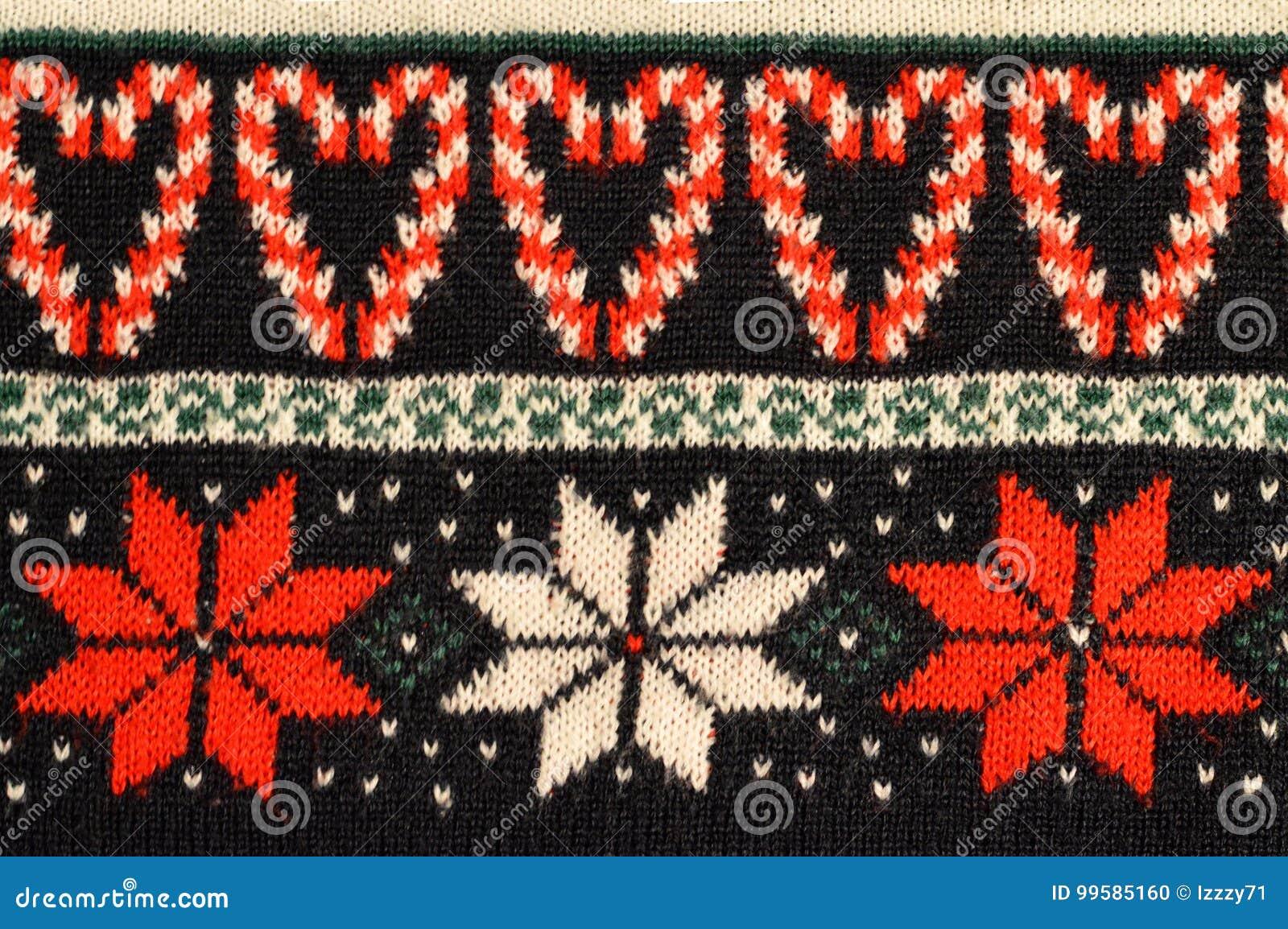 12e79b84b Christmas sweater design stock photo. Image of craft - 99585160