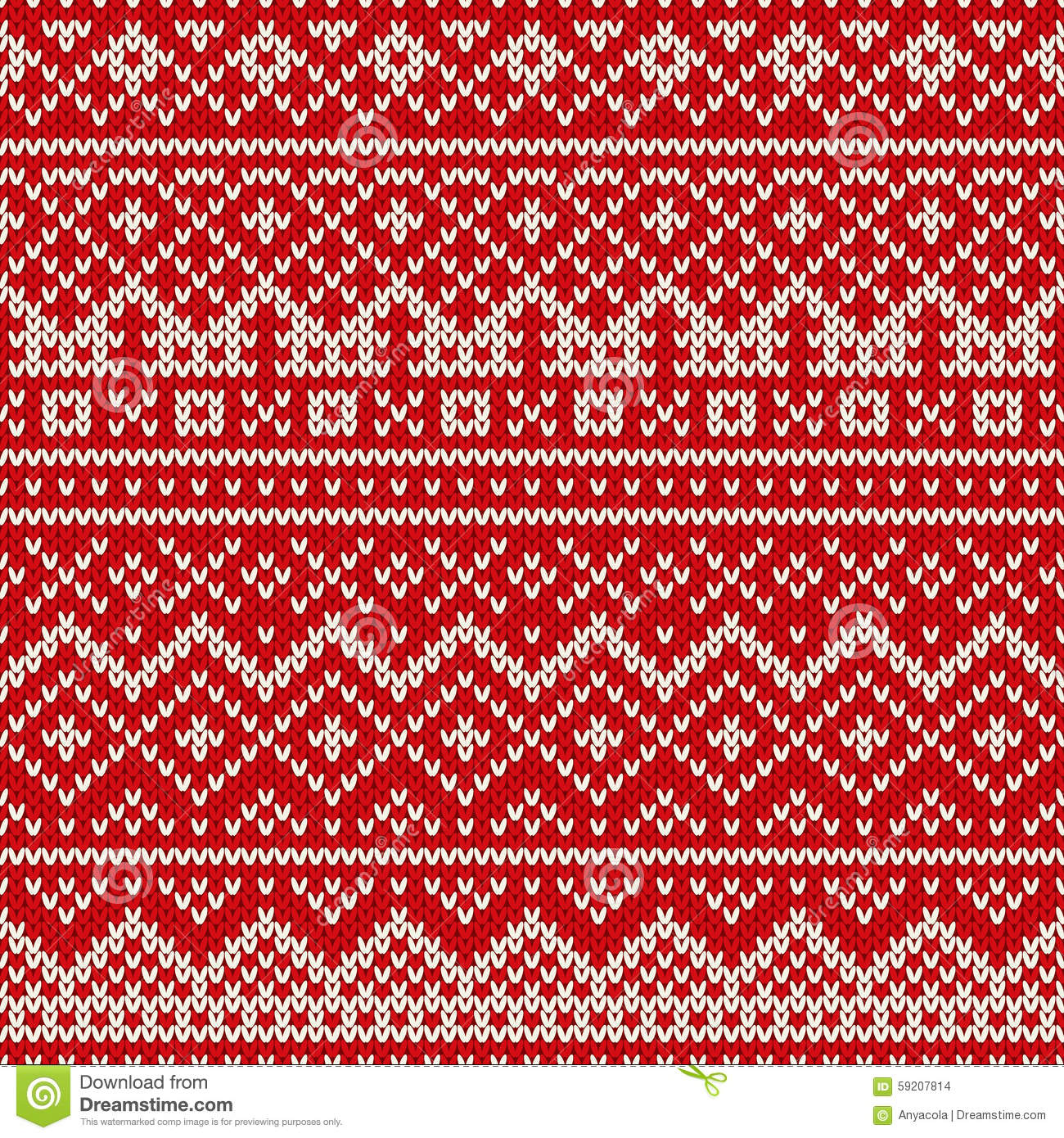 christmas sweater design seamless holiday knitted pattern