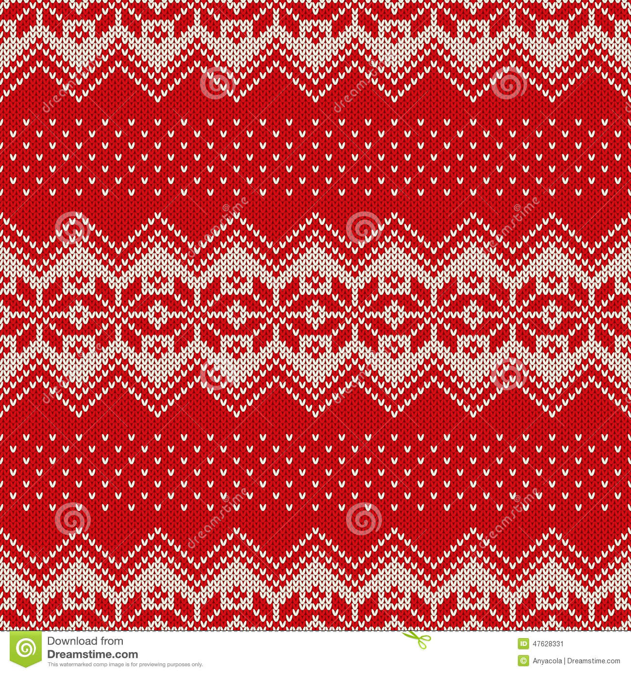 659d2b070621 Royalty-Free Vector. Christmas Sweater Design. Seamless Pattern