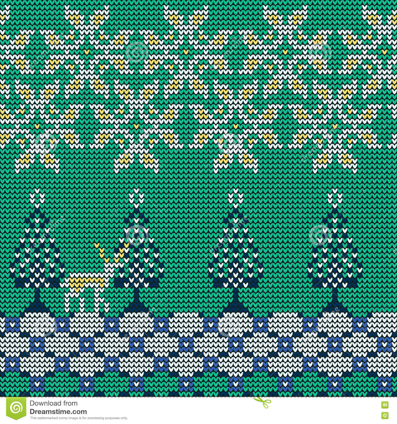 vector illustration of knitted sweater seamless pattern for design website background banner christmas ornament for wallpaper or textile - Christmas Sweater Wallpaper
