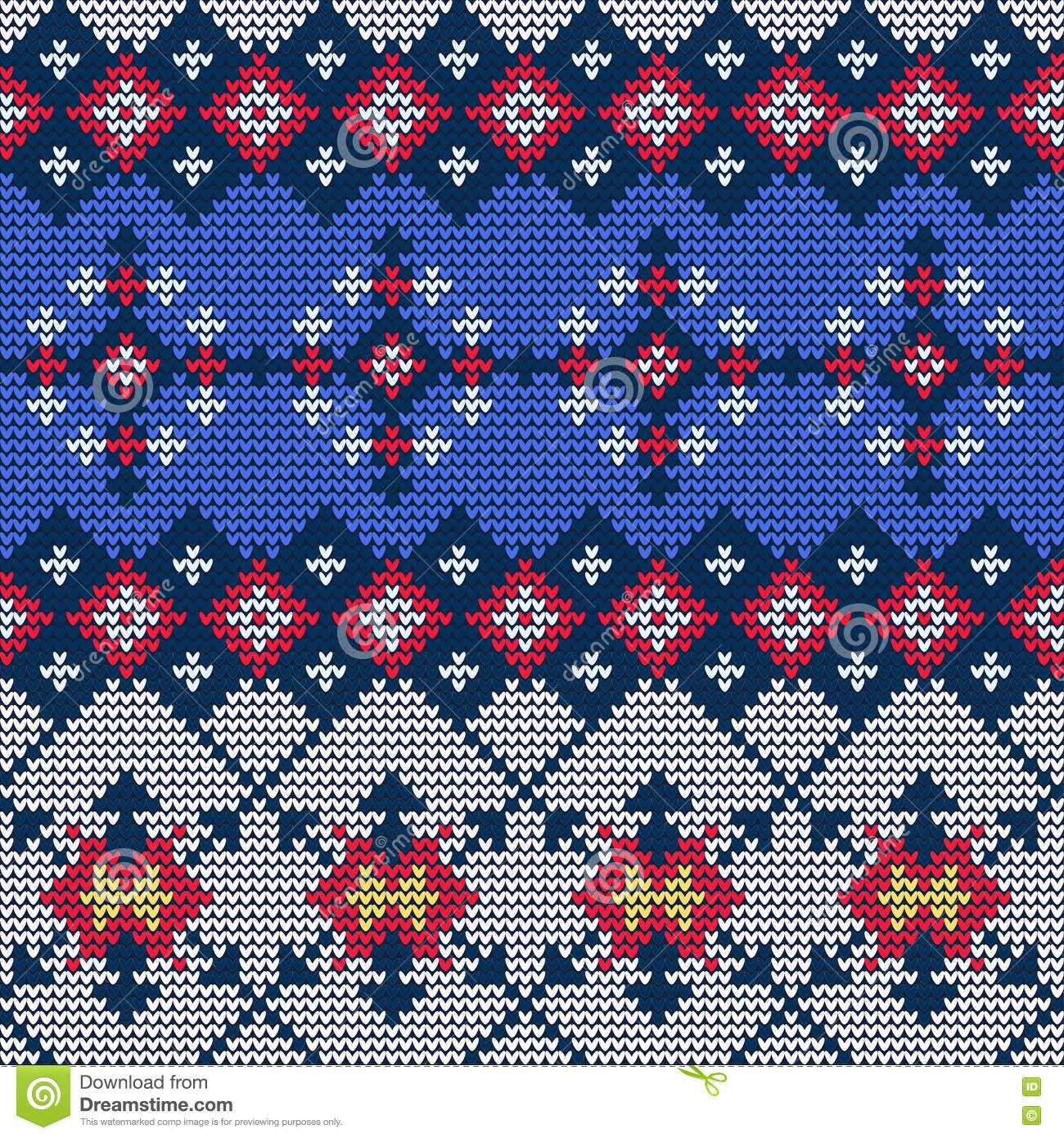 6eaa482cfb2eb Christmas Sweater Pattern9 stock vector. Illustration of ornament ...