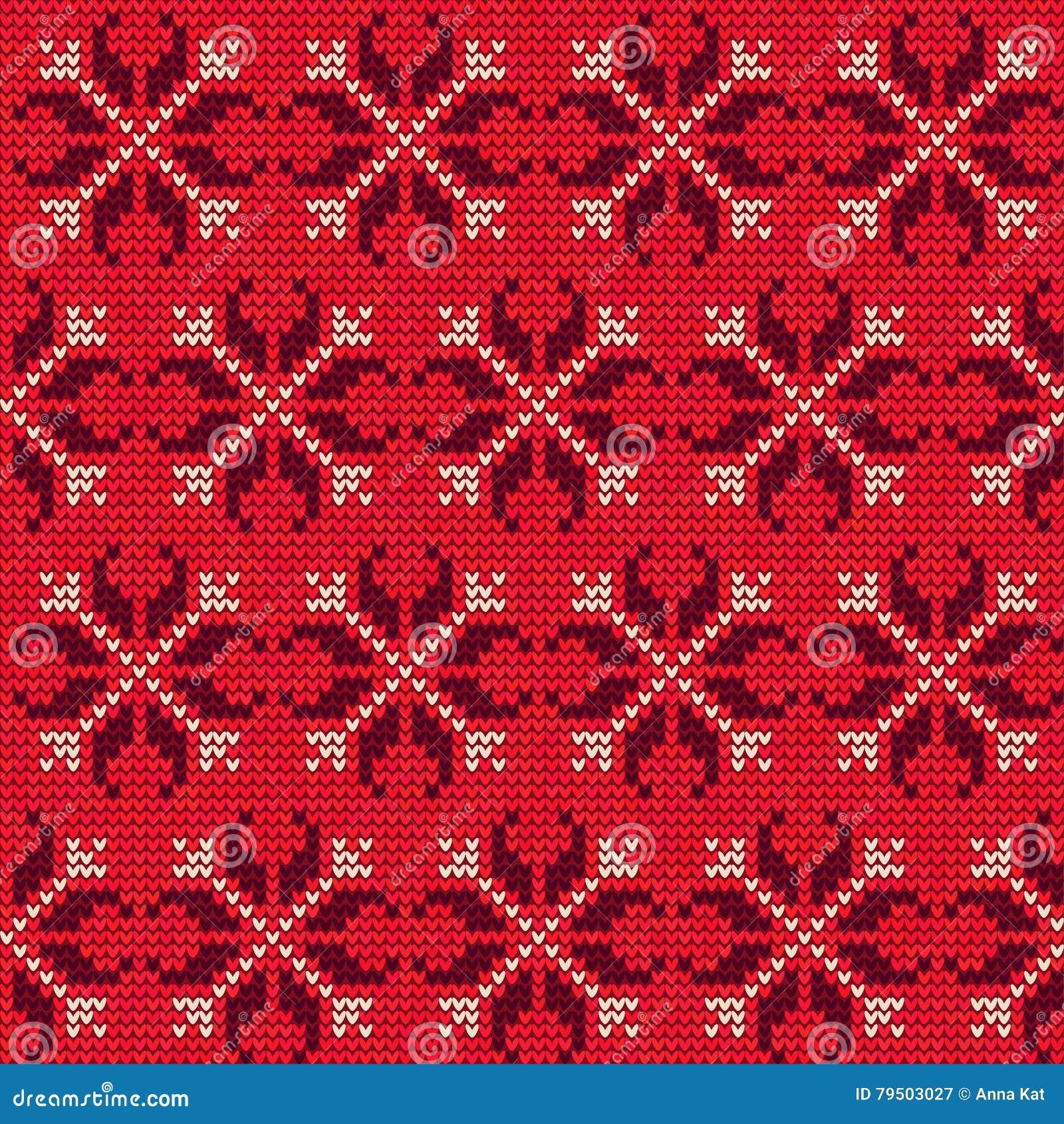 e5b60d4749337 Christmas Sweater Pattern9 stock vector. Illustration of fair - 79503027
