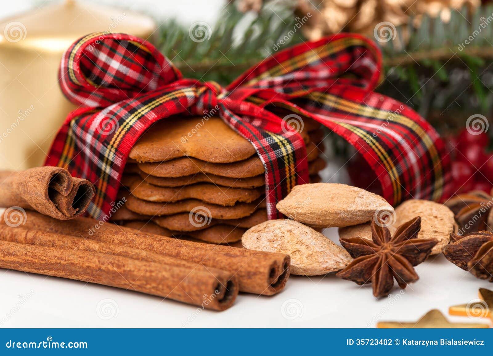 Christmas Sweets Closeup Stock Photography Image 35723402