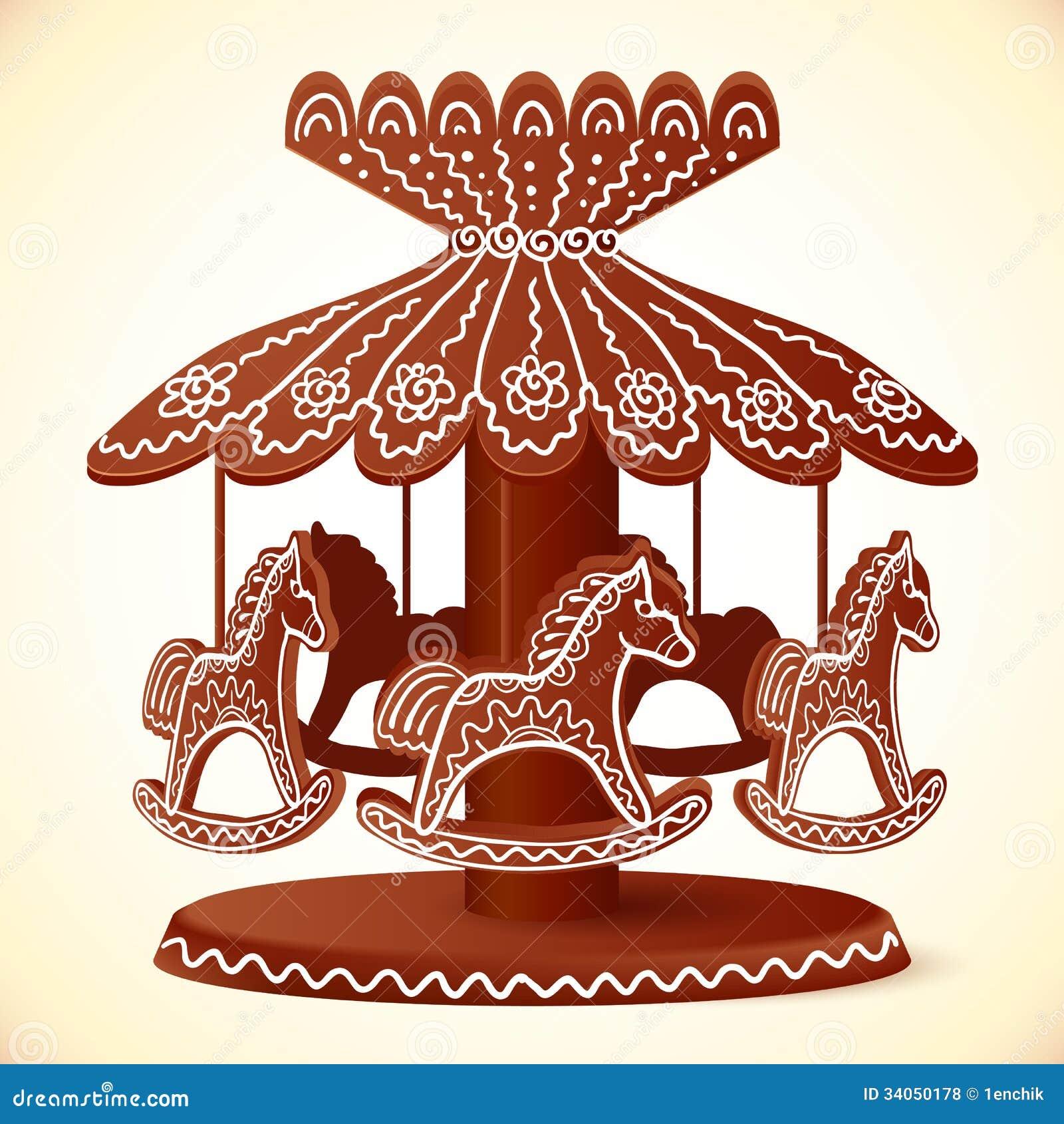 Christmas Cake For Horses