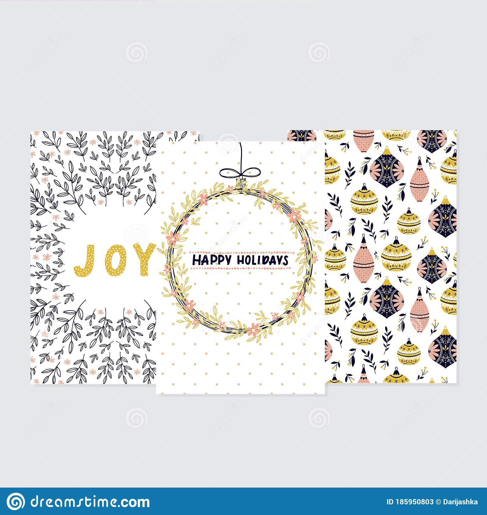 A Cute Colorful Christmas Gift Tags. Vector Illustration Royalty Free  Cliparts, Vectors, And Stock Illustration. Image 34988648.