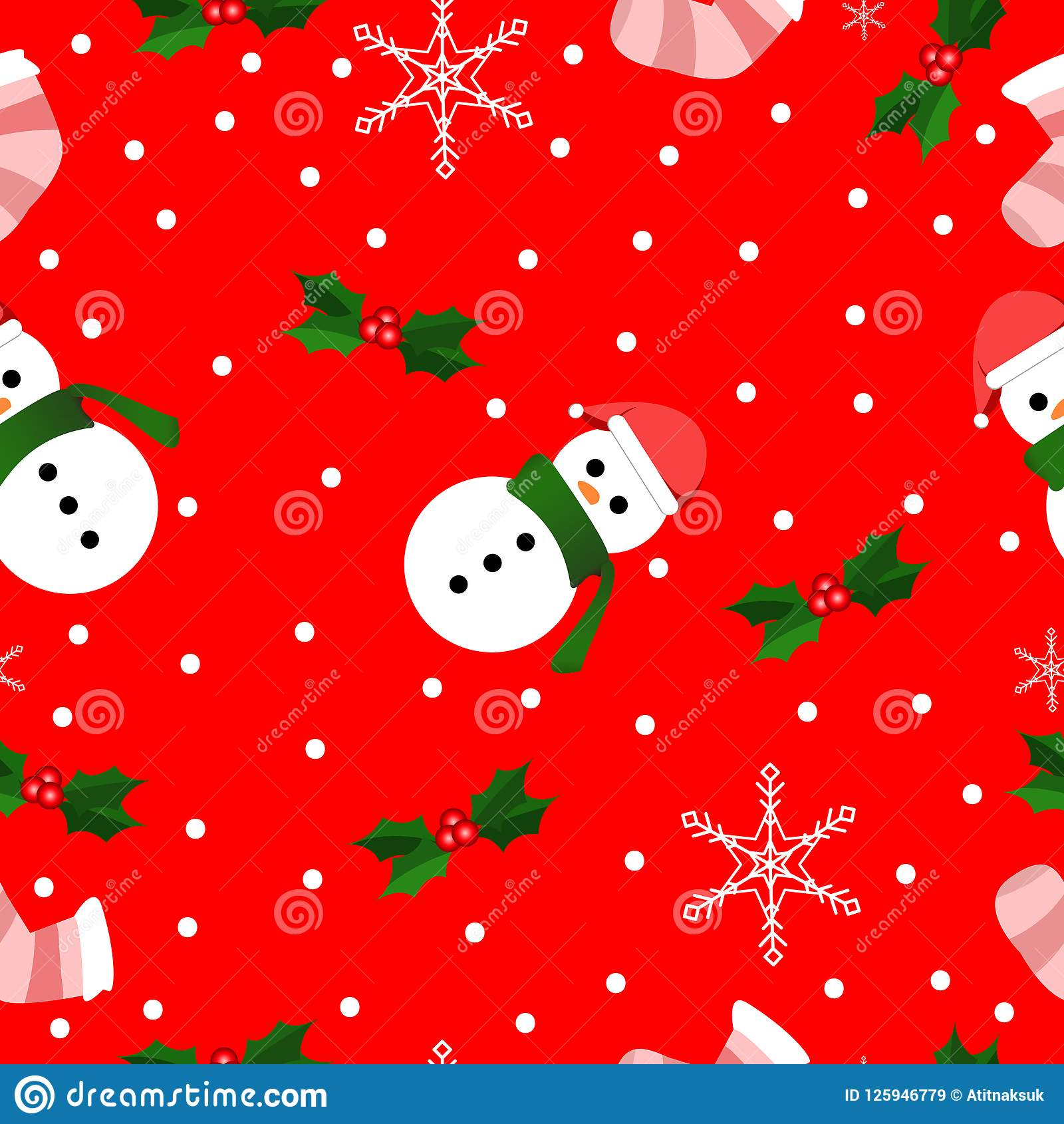 Christmas Texture.Christmas Texture Pattern Background Stock Vector
