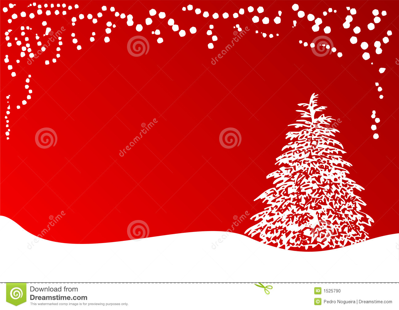 Christmas Theme Stock Photo Image 1525790