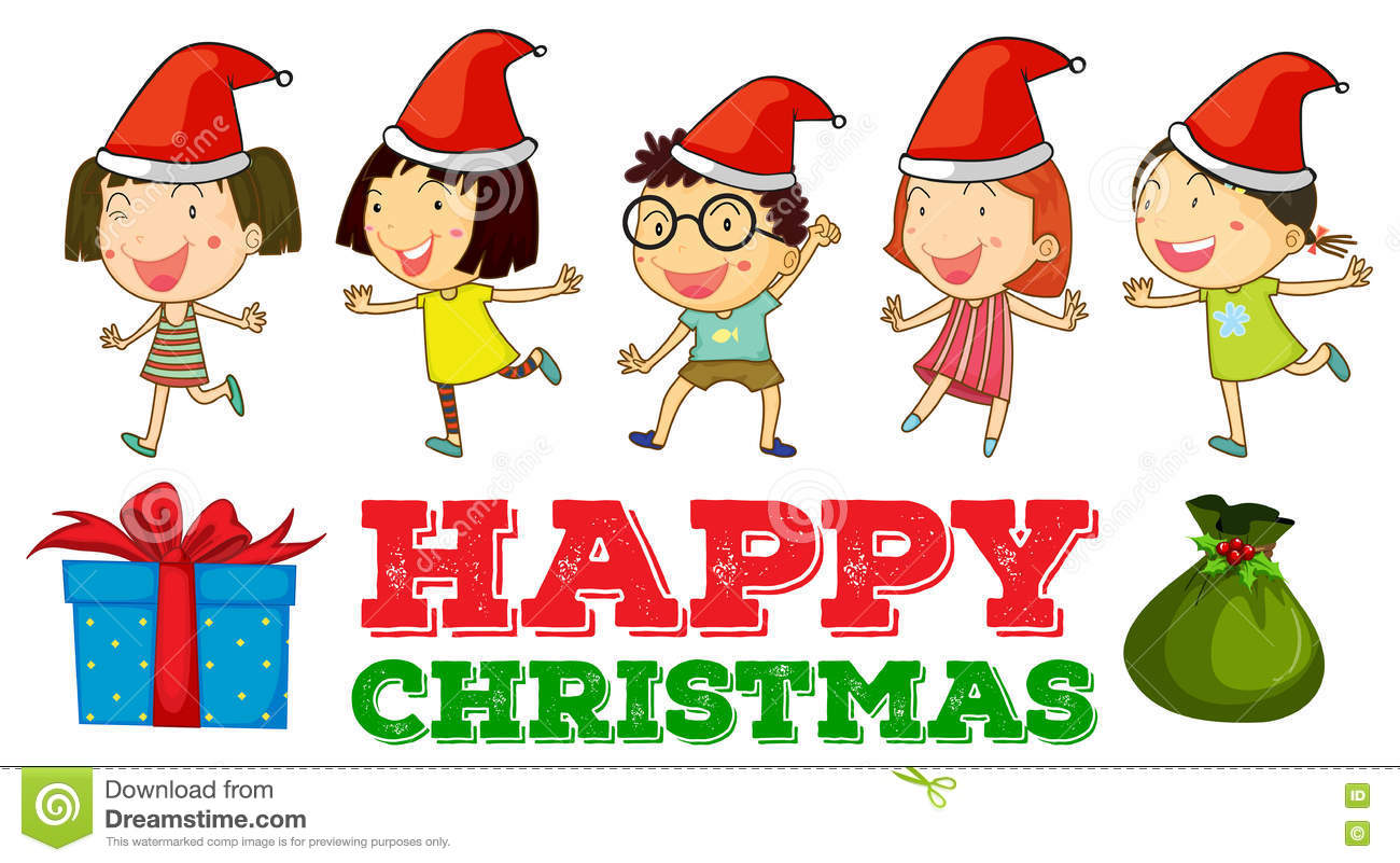 Christmas Party Children Stock Illustrations 9 122 Christmas Party Children Stock Illustrations Vectors Clipart Dreamstime