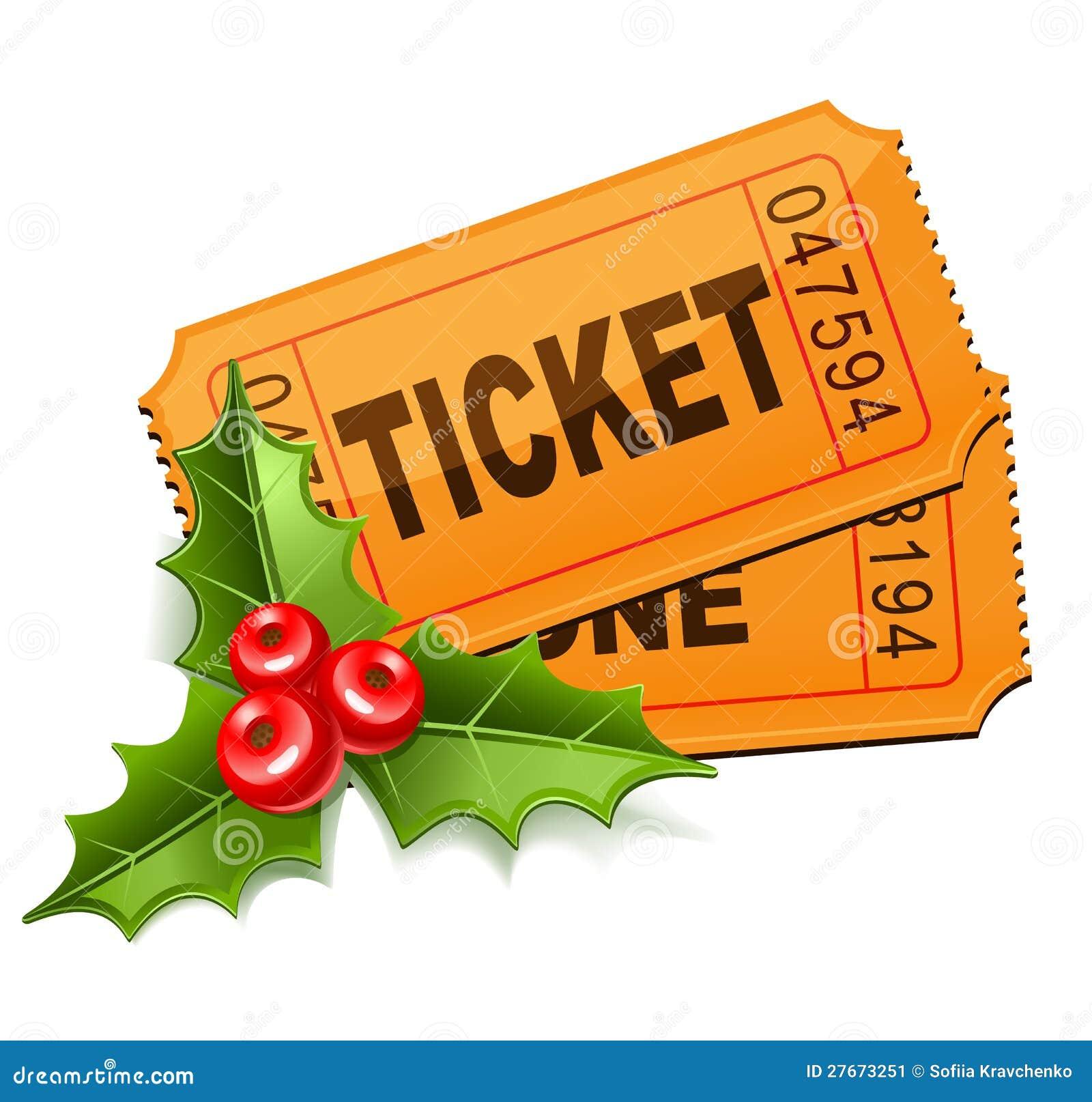 Cake Raffle Clipart : Christmas Raffle Tickets Clip Art