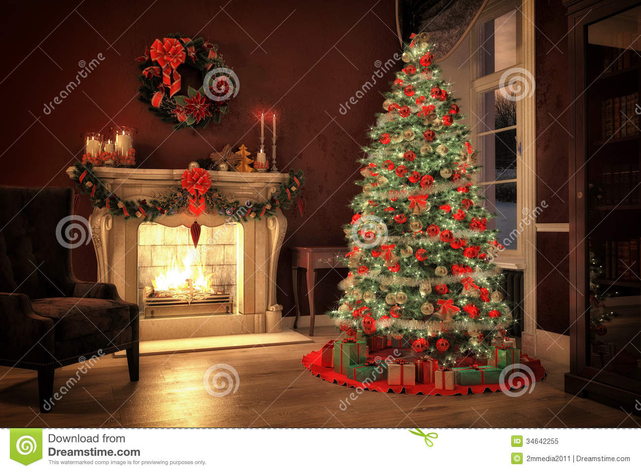 Christmas Time Royalty Free Stock Photo Image 34642255