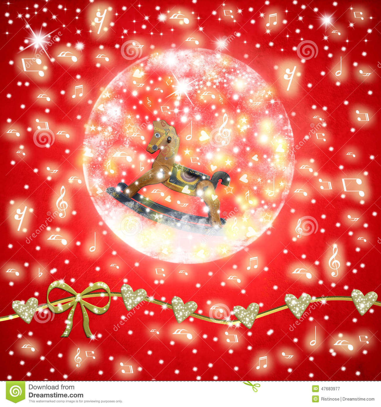Christmas time musical greeting card stock image image of christmas time musical greeting card kristyandbryce Gallery