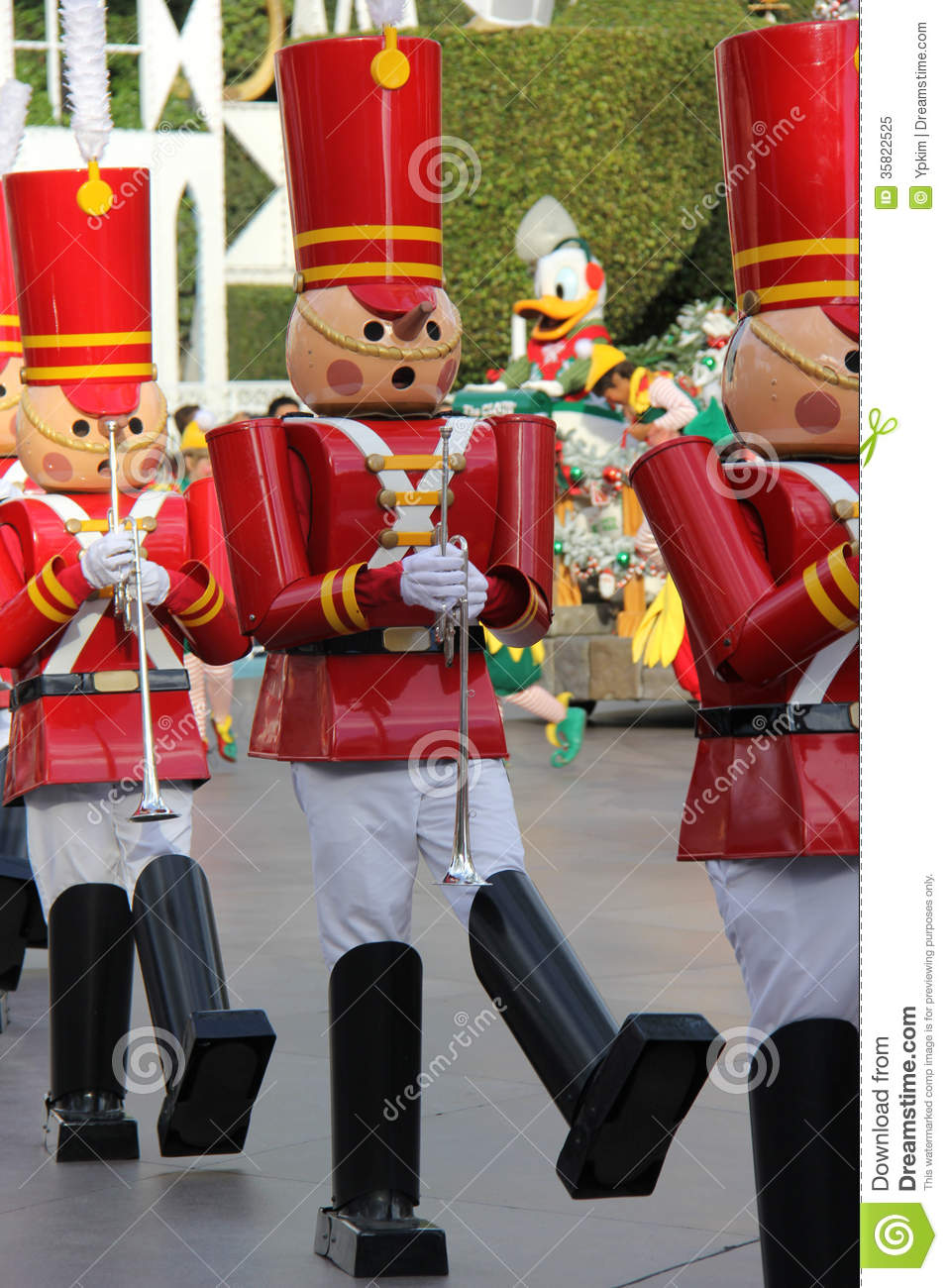 Christmas Toy Soldier Editorial Image Image Of Wooden
