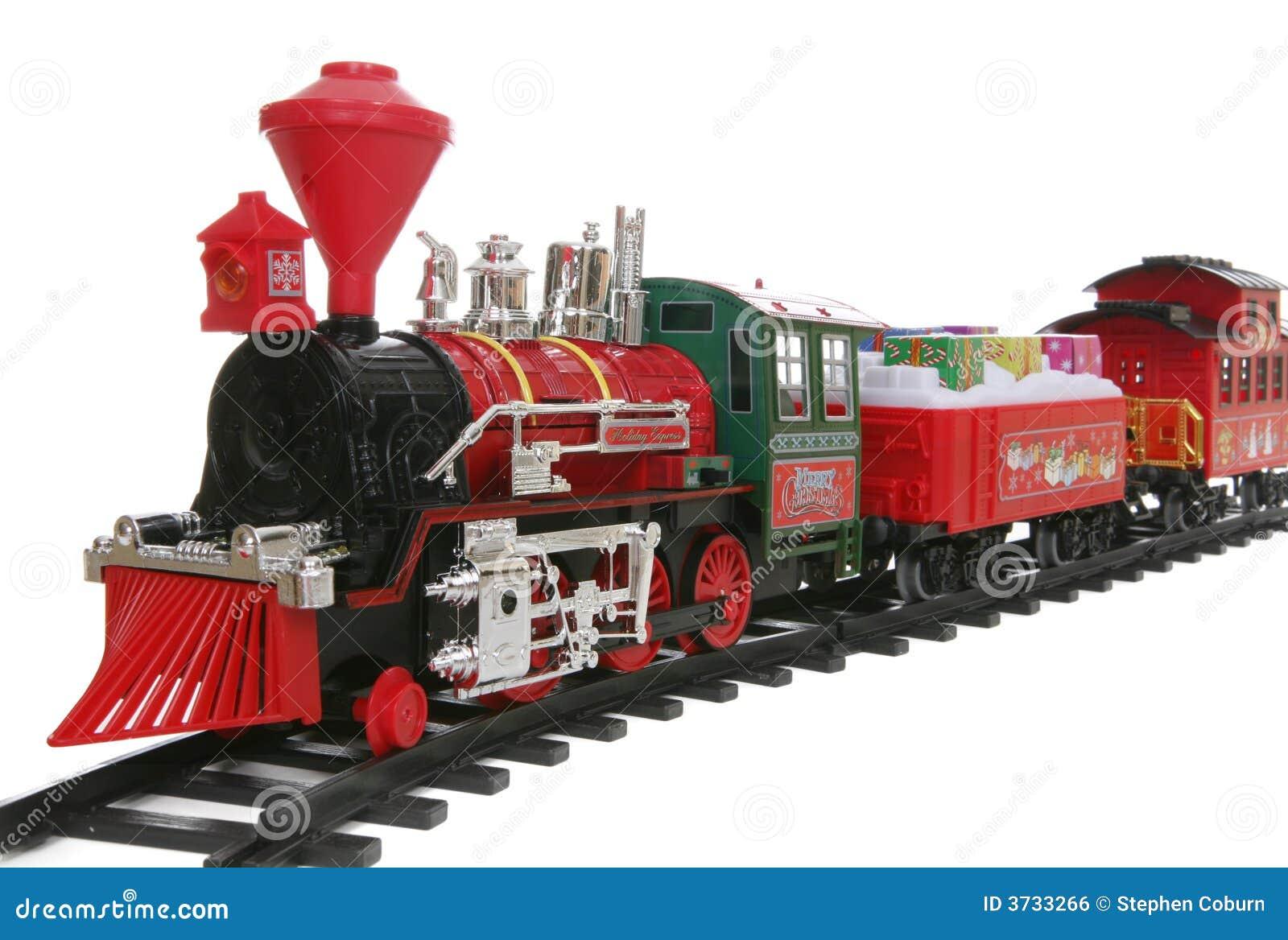 Christmas Train Clipart Christmas train royalty free