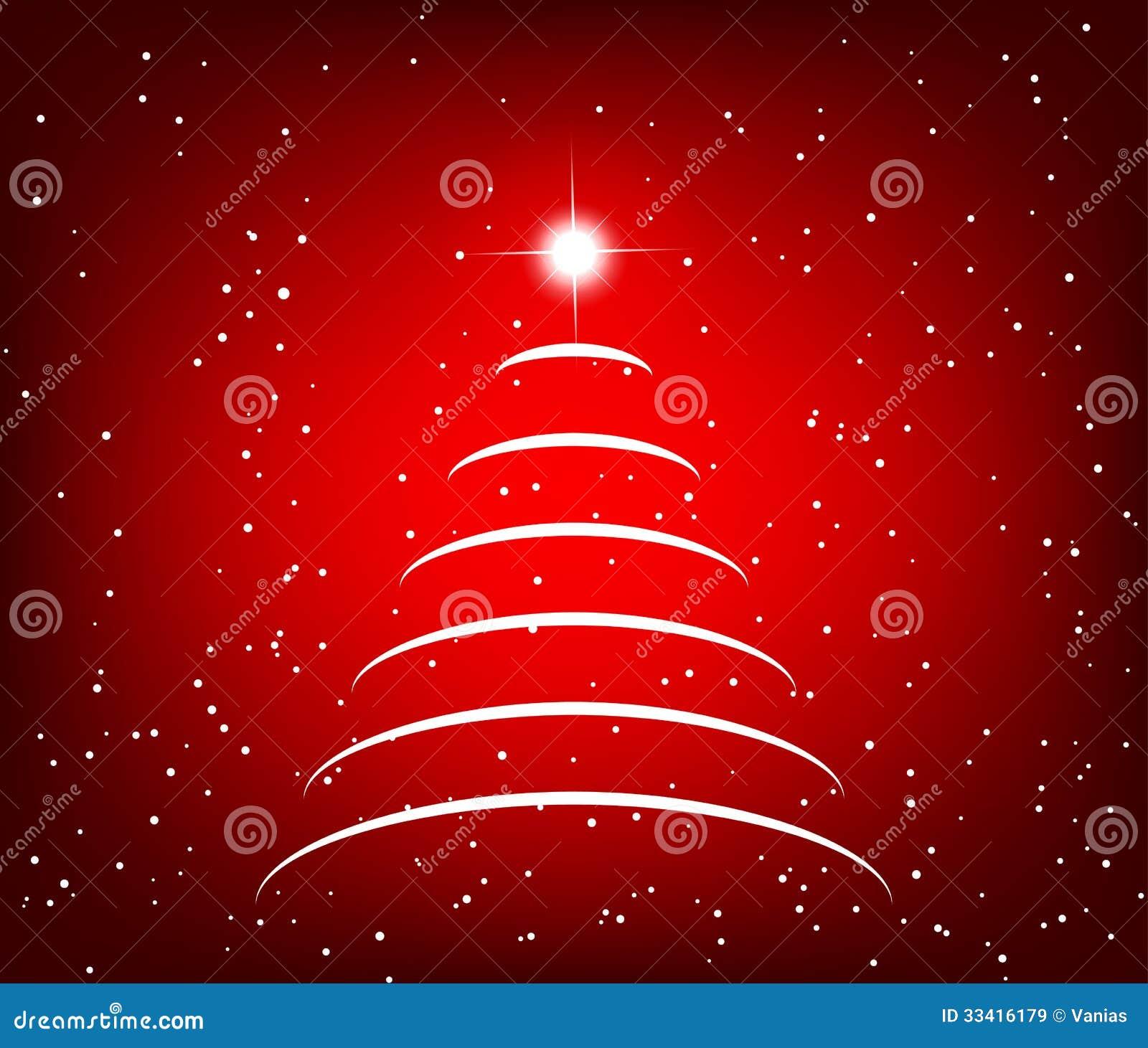 christmas tree background stock vector illustration of snowflake 33416179