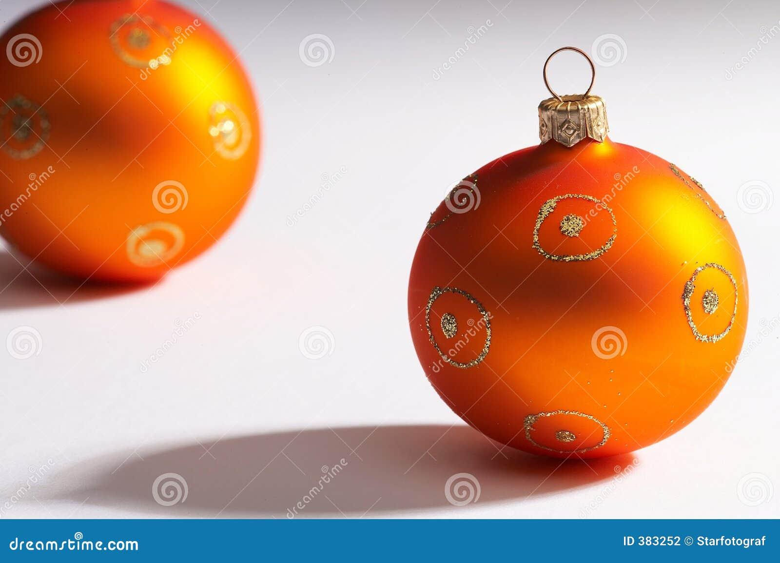 Christmas Tree Ball - Weihnachtskugel Stock Photo - Image ...