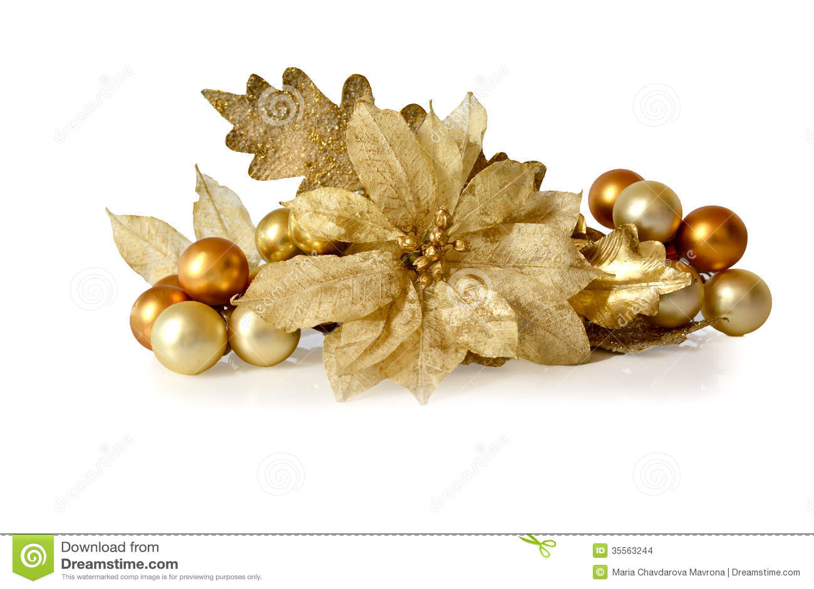 Silk Christmas Decoration