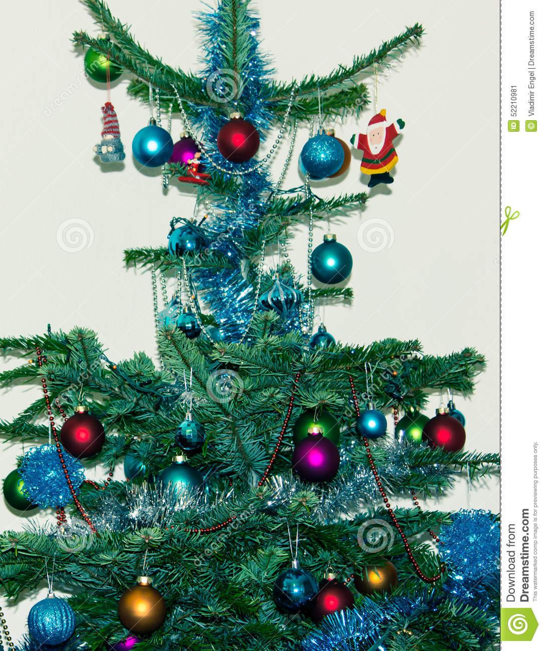 2015 new year or christmas decorations cartoon vector Latest christmas decorations
