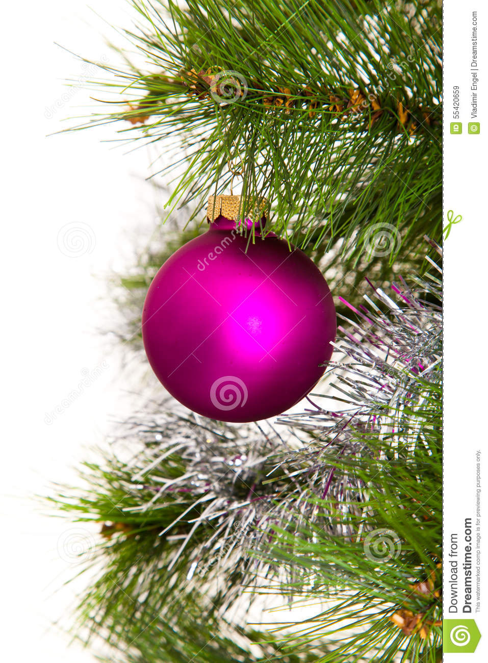 Christmas tree decorations 2016 new year stock photo for Christmas decorations 2016