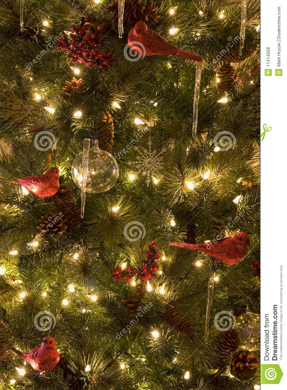 christmas tree decorations xmas