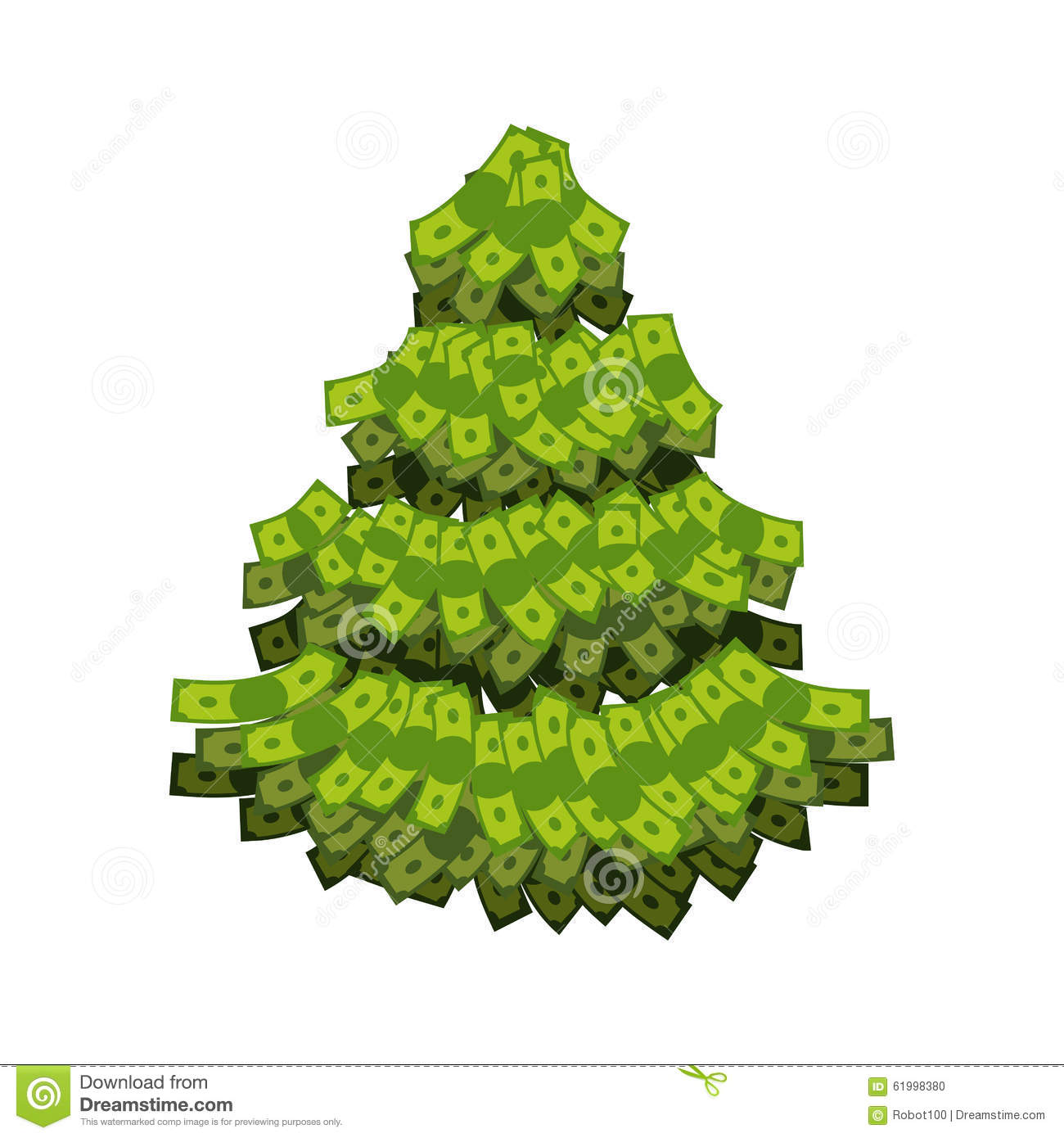 Dollar tree - Christmas Tree From Dollar Tree Out Of Money