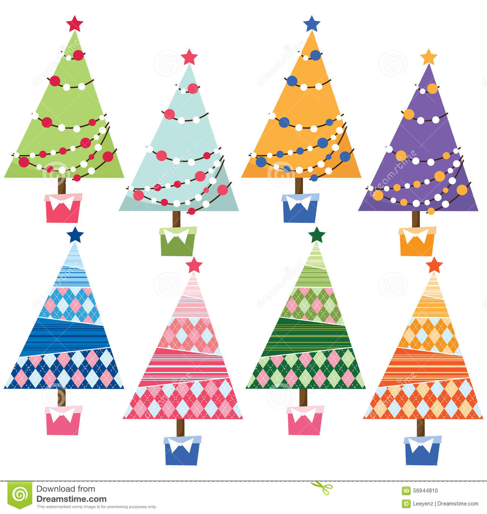 Christmas Tree Elements