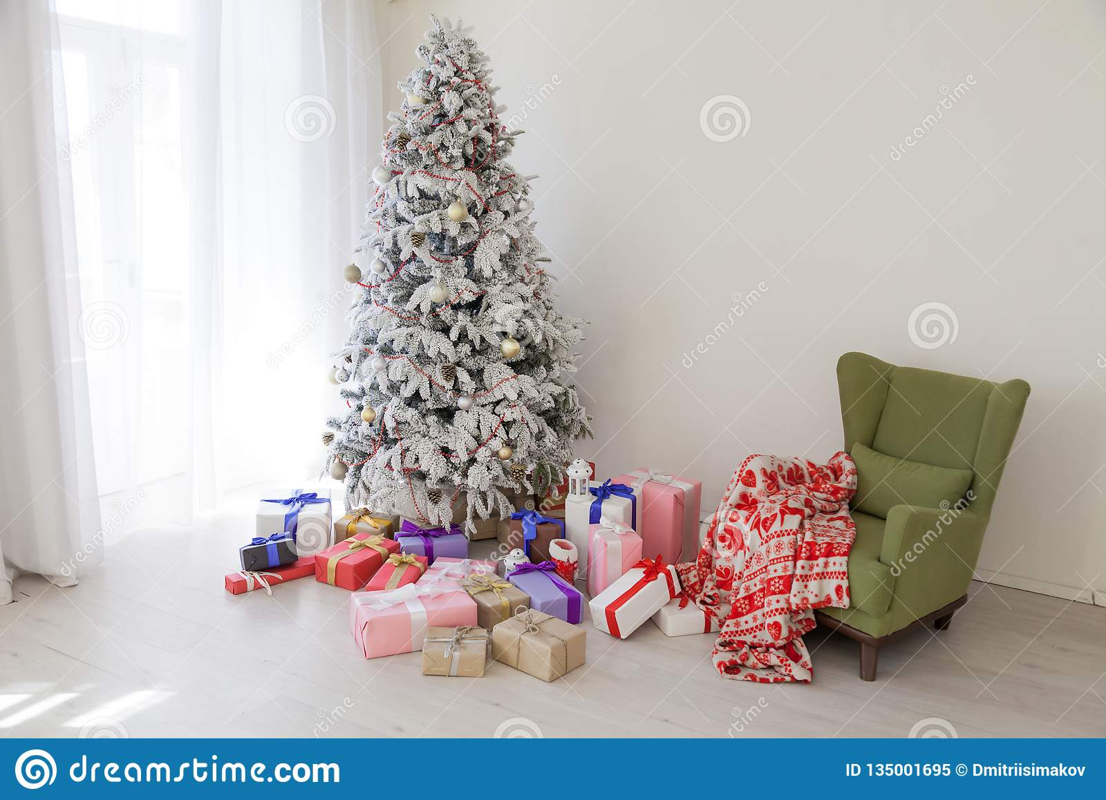 white house christmas tree 2020