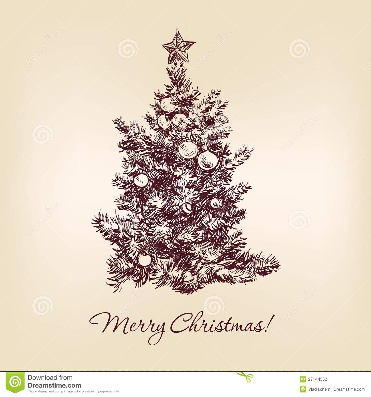 Christmas Tree Etching Stock Illustrations 690 Christmas Tree Etching Stock Illustrations Vectors Clipart Dreamstime