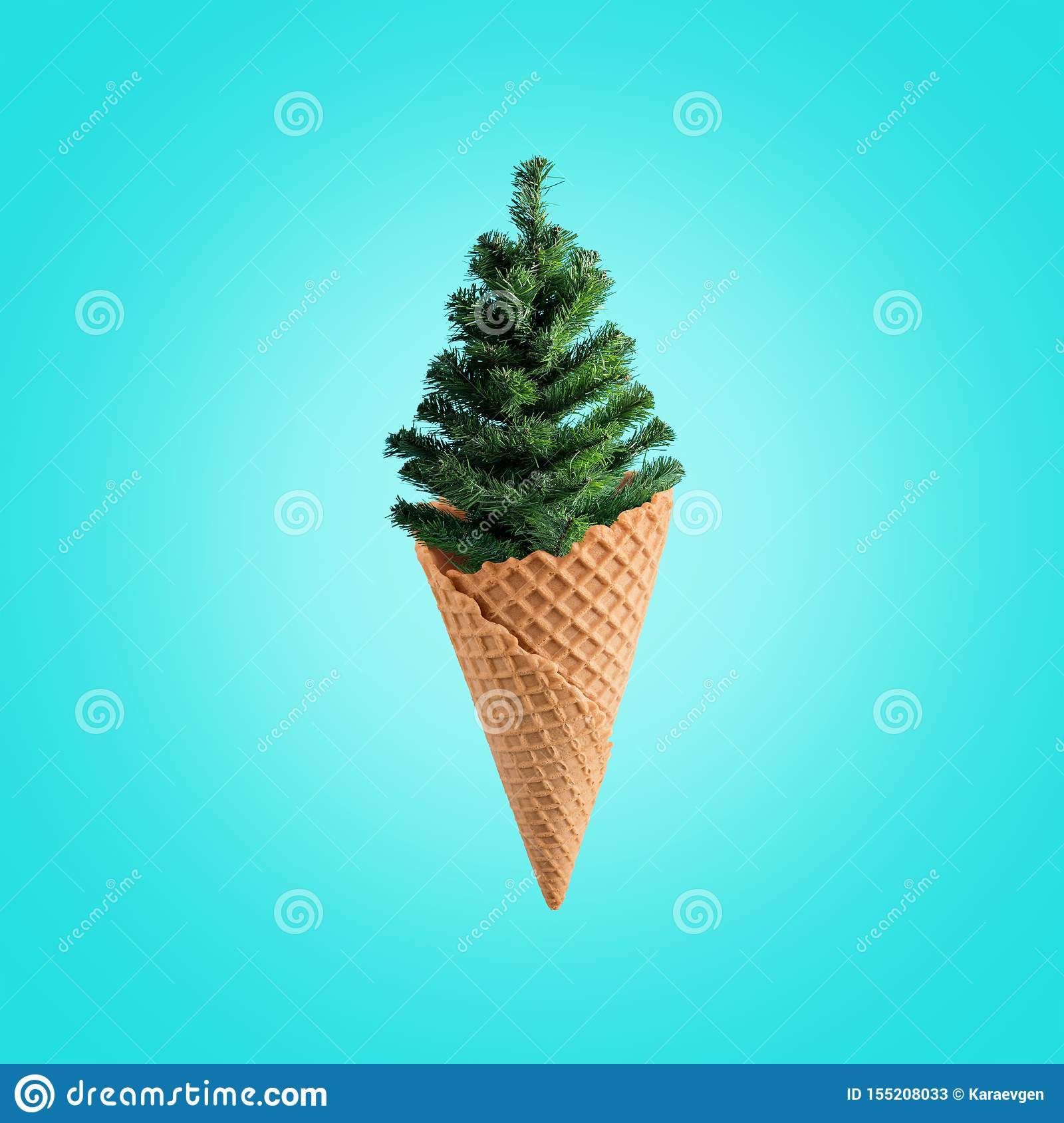 1 433 Christmas Ice Cream Cone Photos Free Royalty Free Stock Photos From Dreamstime