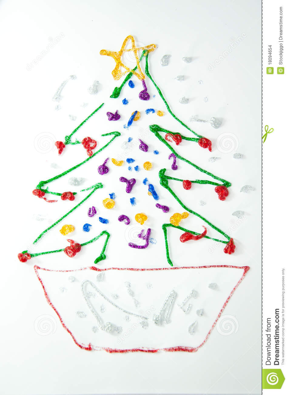 Uncategorized Christmas Kids Drawing christmas tree kid draw stock images image 18094654 christmas