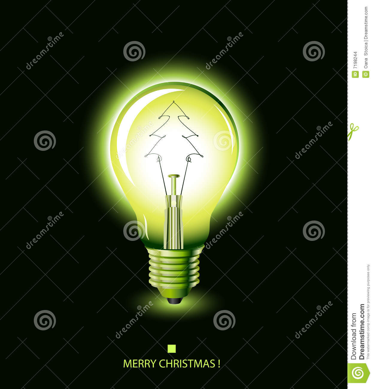 more similar stock images of christmas tree light bulb green. Black Bedroom Furniture Sets. Home Design Ideas