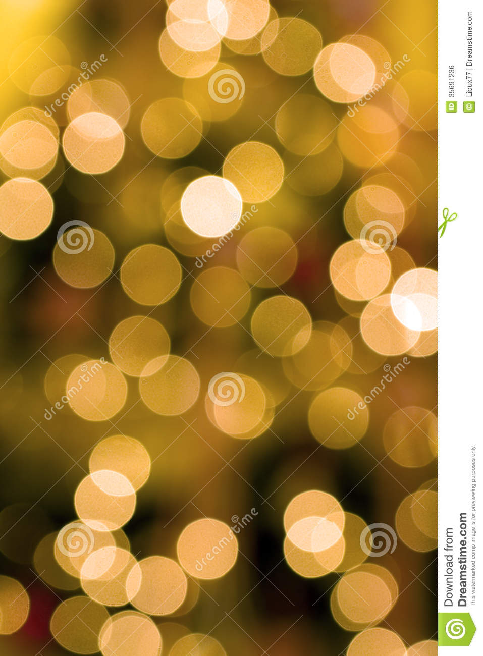 Christmas Tree Lights Background Royalty Free Stock Image ...