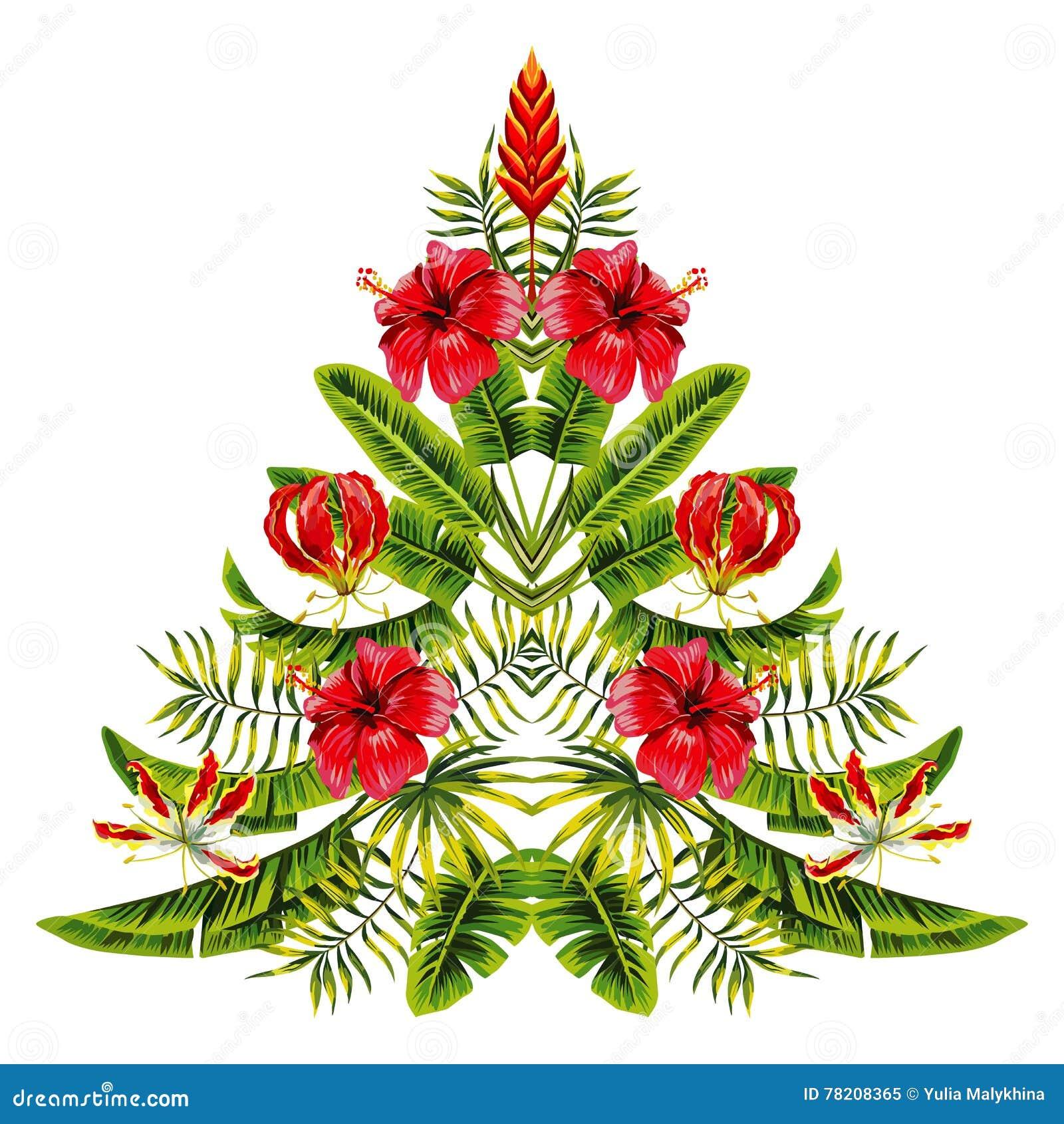 Christmas Tree Hawaii Part - 49: Royalty-Free Vector. Download Christmas Tree ...