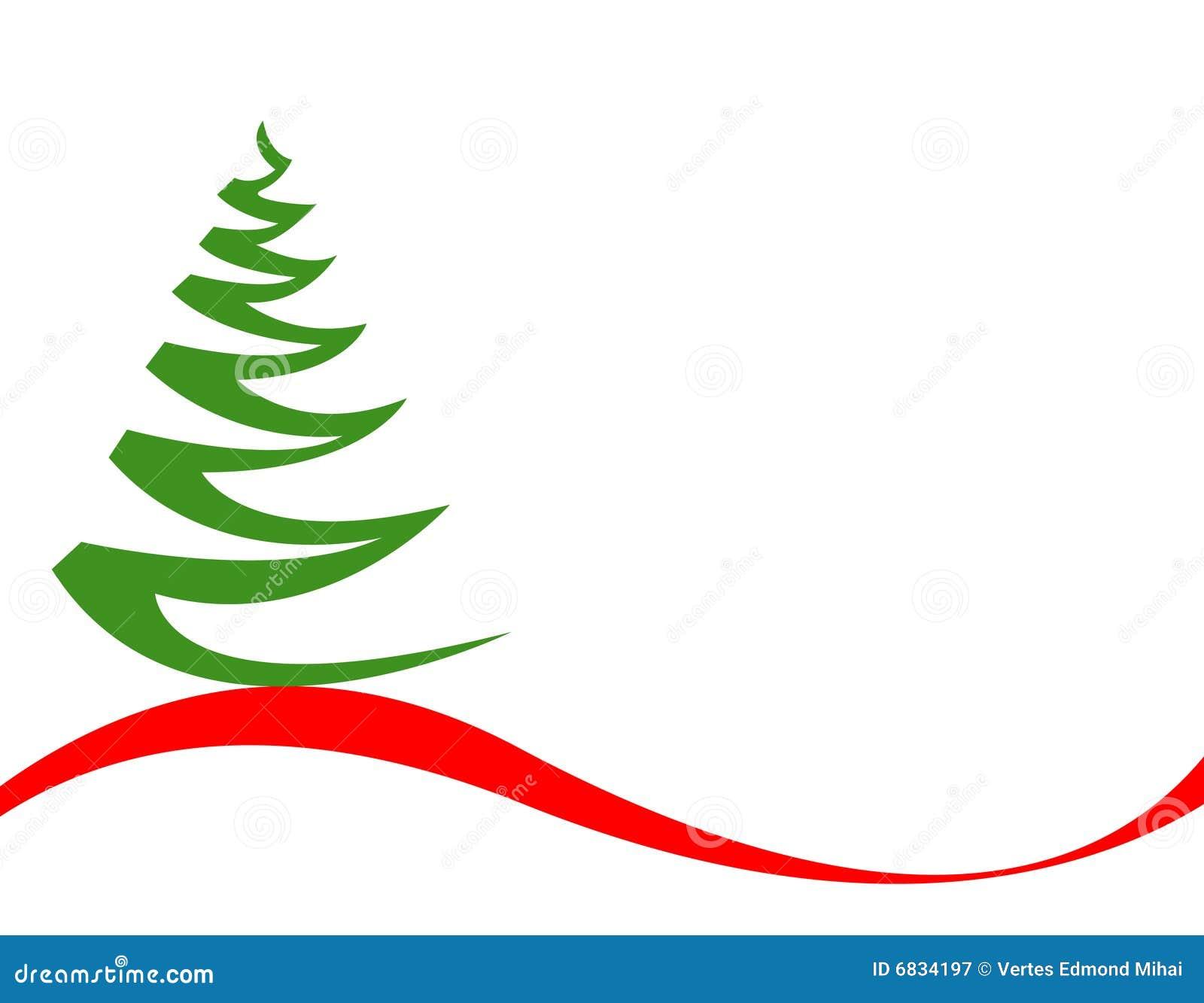 Balls Christmas Card Christmas Tree Card