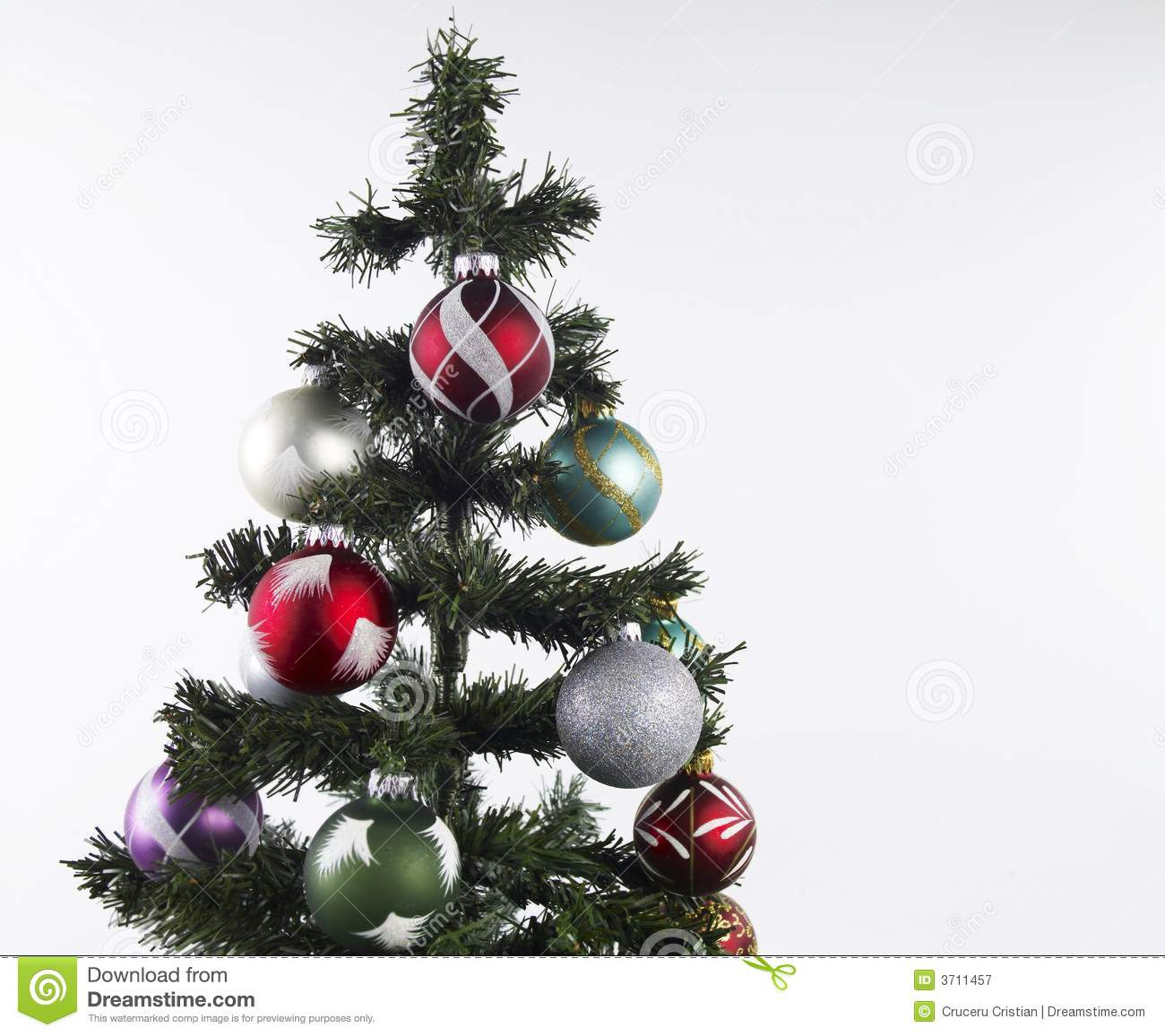 Christmas tree xxl royalty free stock photography image for Decoration xxl