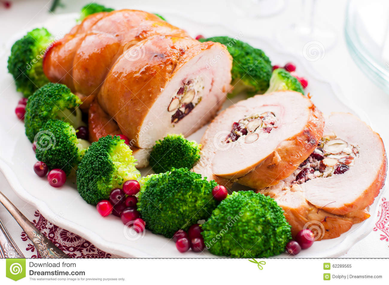 how to cook christmas turkey breast