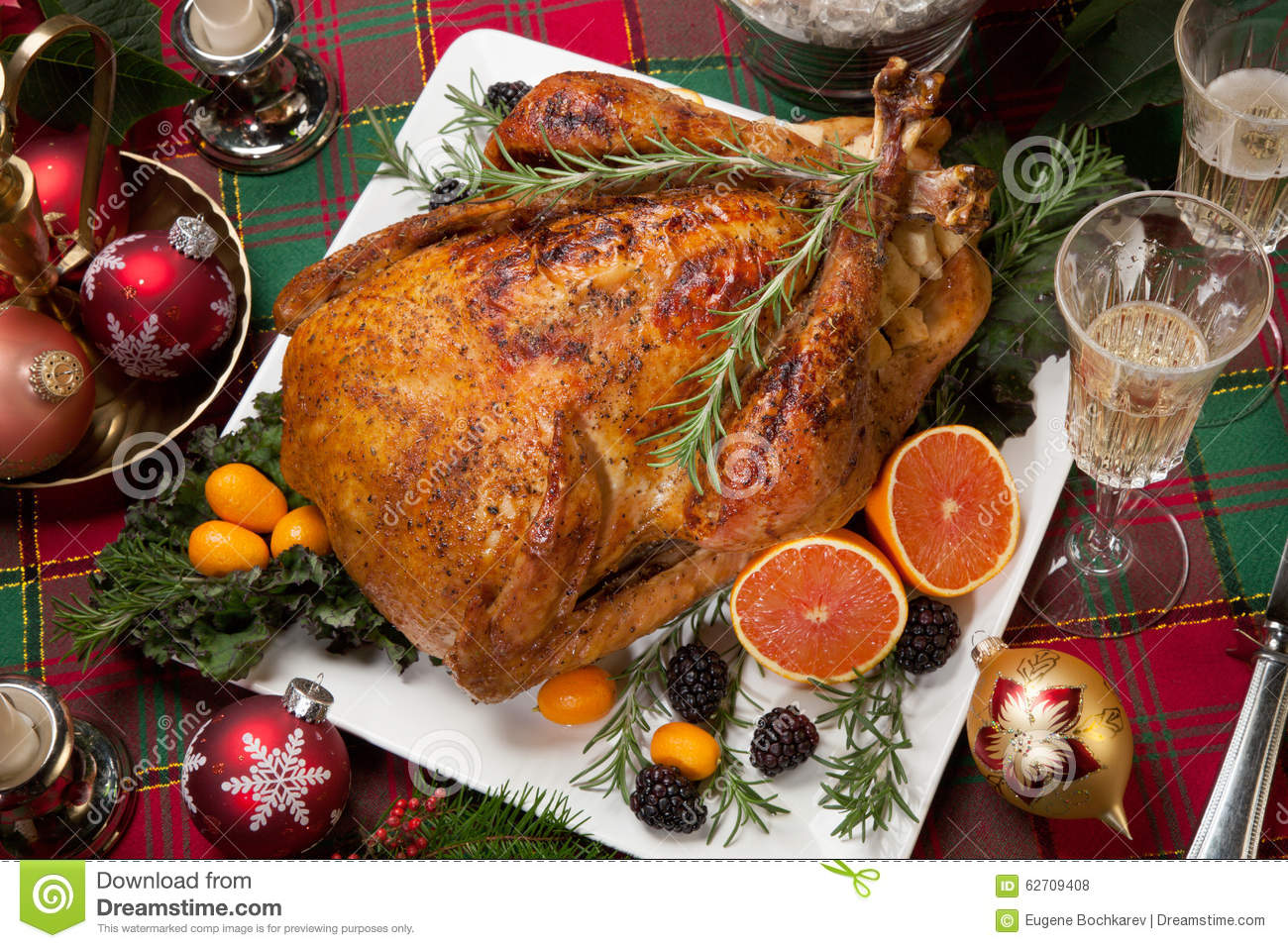 how to cook a turkey for christmas dinner