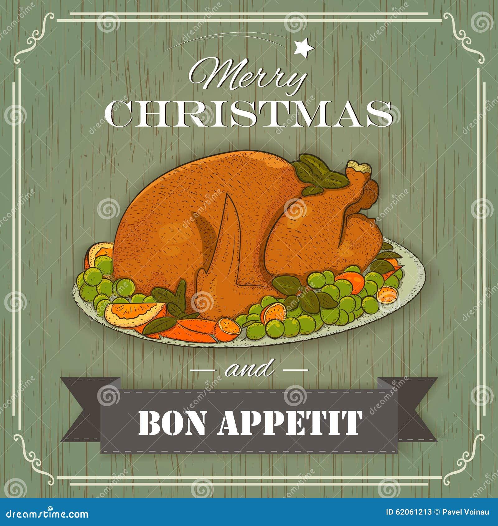 Christmas Turkey Vintage Stock Illustration Image 62061213 : christmas turkey vintage style rrestaurants cafe menu 62061213 from www.dreamstime.com size 1300 x 1390 jpeg 264kB