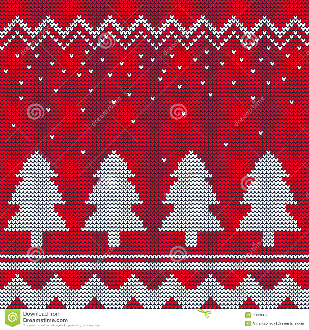 Ugly Christmas Sweaters Patterns.Christmas Ugly Sweater 1 Stock Vector Illustration Of
